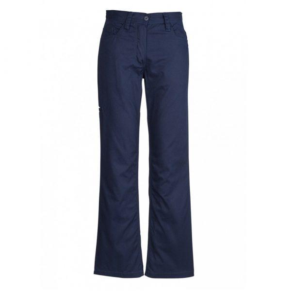 Cheap Work Boots Syzmik Ladies Pants ZWL002_Navy
