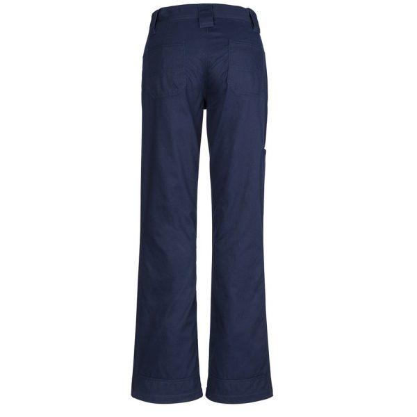 Cheap Work Boots Syzmik Ladies Pants ZWL002_Navy Back