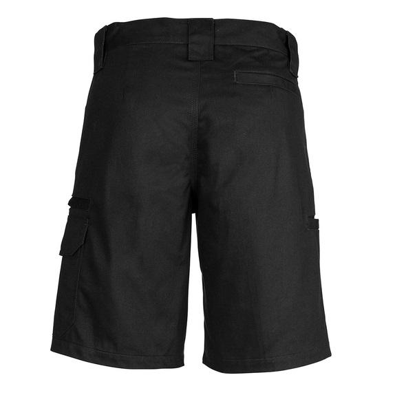 Cheap Work Boots Syzmik Shorts ZWL011_Black Back