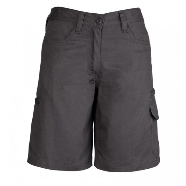Cheap Work Boots Syzmik Shorts ZWL011_Charcoal