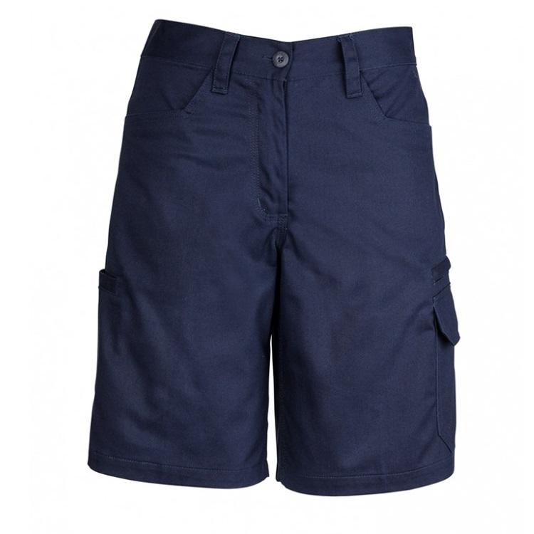 Cheap Work Boots Syzmik Shorts ZWL011_Navy