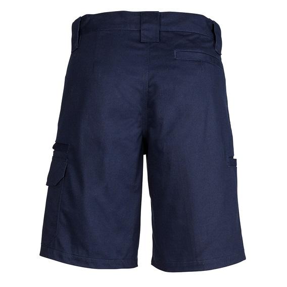 Cheap Work Boots Syzmik Shorts ZWL011_Navy Back
