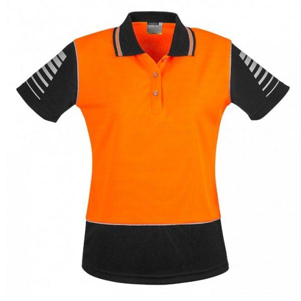 cheap work boots Syzmik ZHL236 Orange Black