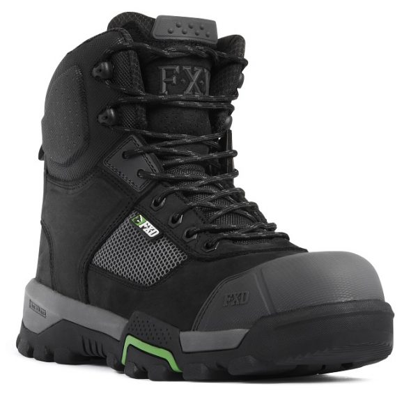 Cheap Work Boots FXD FXWB2 Black