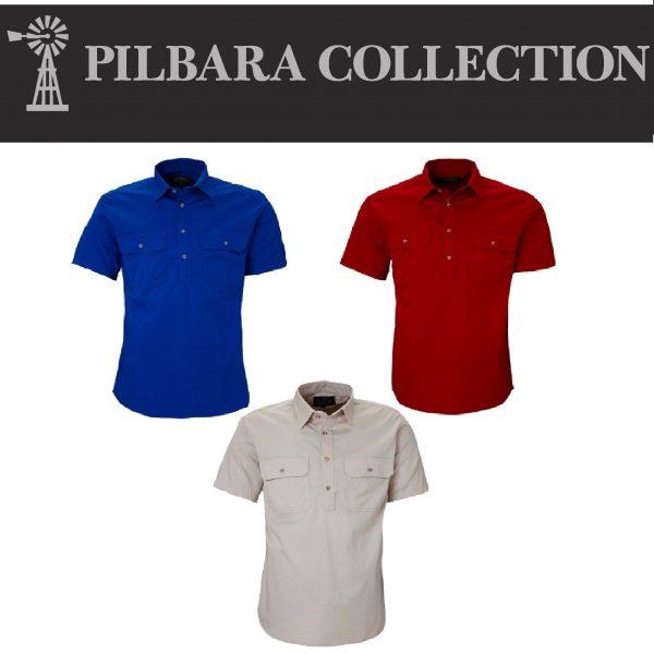 Cheap Work Boots Pilbara Shirt RM200CFS All