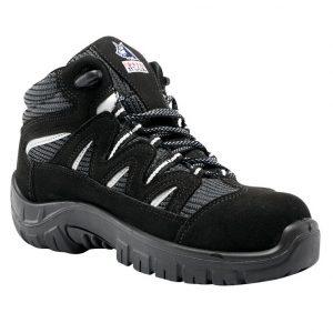Steel Blue Darwin 311401  Safety Jogger Black