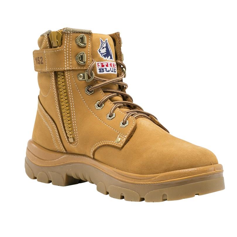 99ada3208ef Steel Blue Argyle 310152 Non Safety Zip Boots