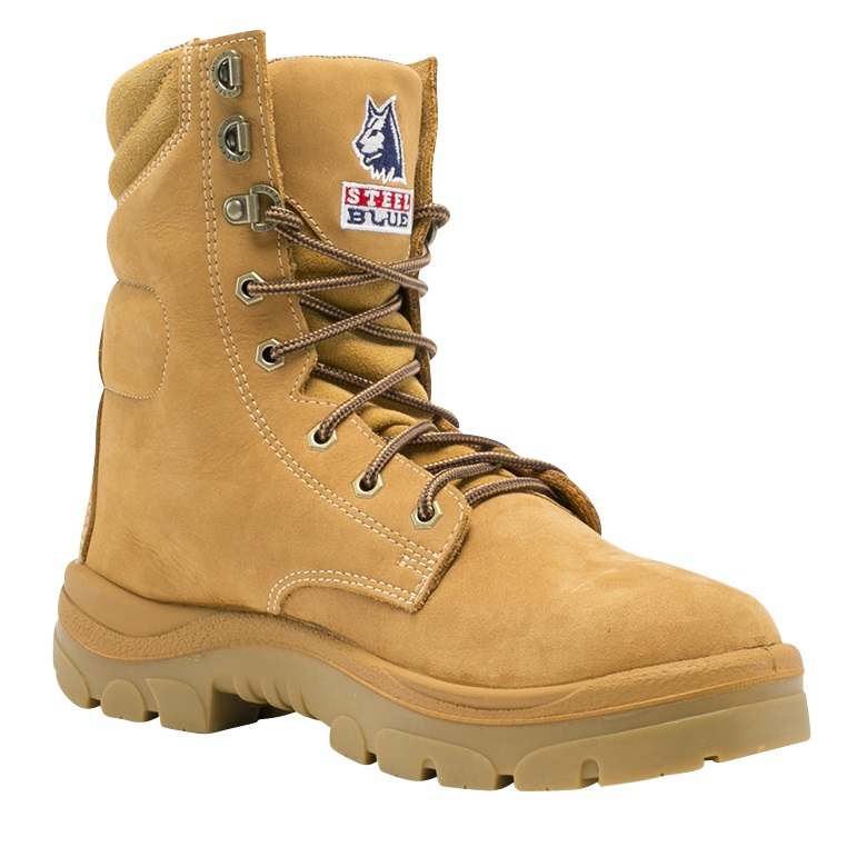 7312e0f43d1 Steel Blue Portland 322104 Nitrile Safety Boots
