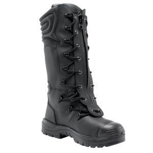 Steel Blue Telfer 382833 Black Nitrile PR High Leg Safety Boot