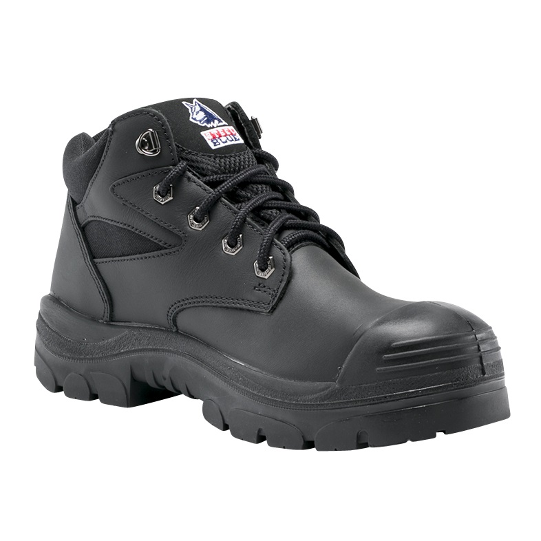 8a6366ab94b5 Steel Blue Whyalla 342108 Nitrile Bump Black Safety Boots