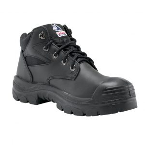 Steel Blue Whyalla 332108 TPU Bump Black Safety Boots