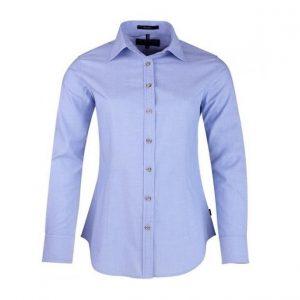 Pilbara RMPC006 Ladies Shirt Long Sleeve Chambray