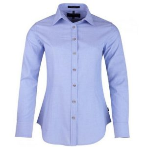 Pilbara RMPC006 Ladies Shirt Long Sleeve Chambray