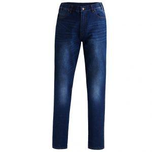 Pilbara Mens RMPC016 Distress Denim Stretch Jeans