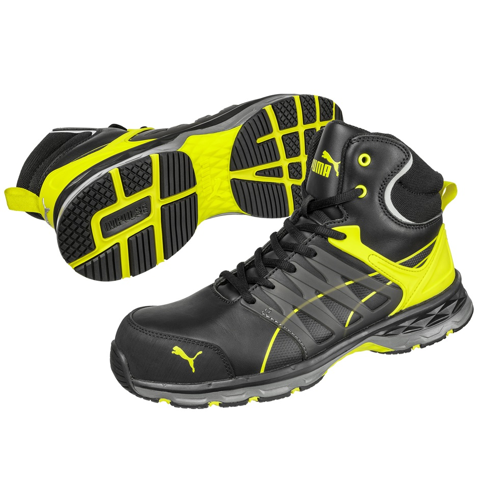 Puma 633887 Track Safety Boot