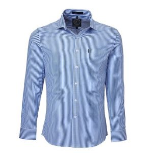Pilbara RMPC012 Mens Single Pocket Classic Fit L/Sleeve Shirt