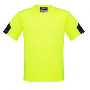 Syzmik ZW505 Mens Hi Vis Squad T-Shirt