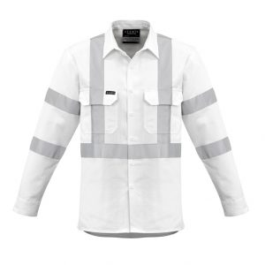 Syzmik ZW621 Mens Bio Motion X Back Shirt
