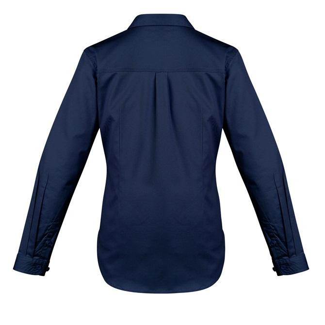 95d84d57c42 Syzmik ZWL121 Ladies Lightweight Tradie Shirt - Long Sleeve