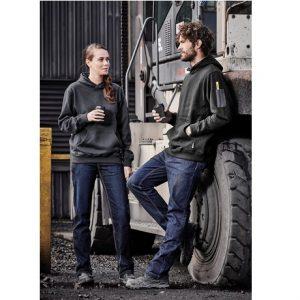 Syzmik ZP707 Womens Stretch Denim Work Jeans