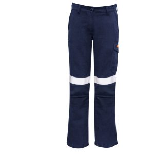 Syzmik ZP522 Womens ARC Rated Taped Cargo Pants