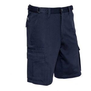 Syzmik ZS502 Mens Basic Cargo Shorts