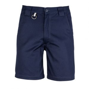 Syzmik ZW011 Mens Plain Utility Shorts