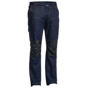 Bisley BP6135 Flex & Move™ Dark Denim Jeans