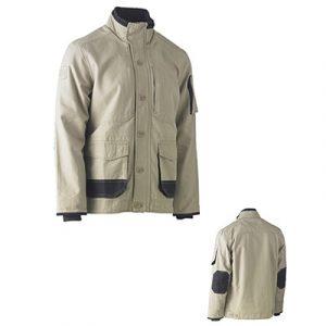 Bisley BJ6500Flex & Move Canvas Jacket