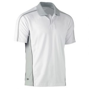 Bisley BK1423 Painter's Contrast Polo - Short Sleeve
