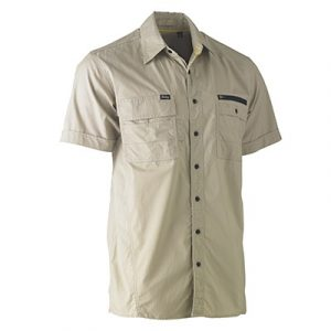 Bisley BS1144 Flex & Move Utility S/Sleeve Shirt