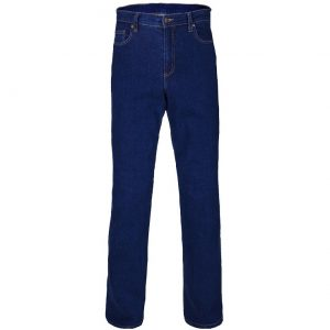 Pilbara RM220LSD Ladies Stretch Indigo Stone Wash Denim Jeans