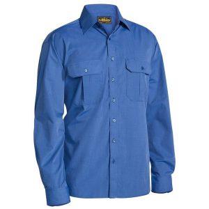 Bisley BS6031 Mens Metro L/Sleeve Shirt