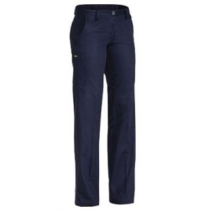 Bisley BPL6007 Ladies Original Cotton Drill Work Pants