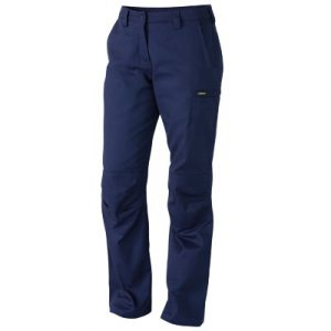 Bisley BPL6021 Ladies Industrial Engineered Drill Pants