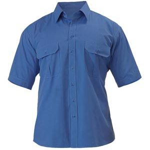 Bisley BS1031 Mens Metro S/Sleeve Shirt