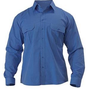 Bisley BS6031 Mens Metro L/Sleeve Shirt