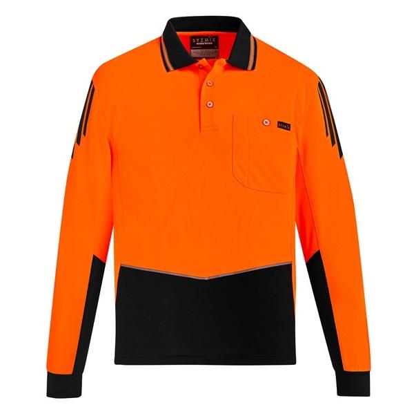 ZH310_OrangeBlack_F-1