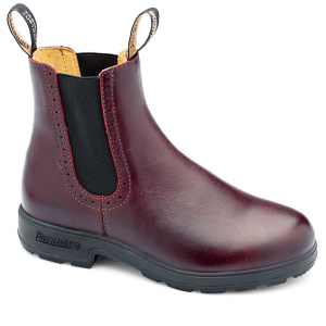 Blundstone 1352 Non Safety Hi-Top Ladies Shiraz Premium Leather V Cut Boot