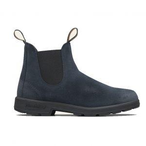 BLUNDSTONE 1462 Unisex Casual Chelsea Boots Indigo Blue