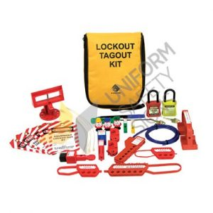 UL322 Electrician Pouch Lockout Kit