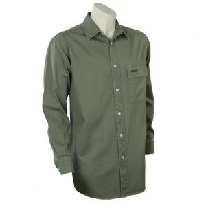 Visitec DWHSL Destroyed Fine Twill Workshirt