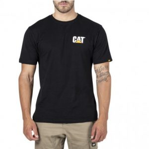 PW053240 CAT Trademark Tee
