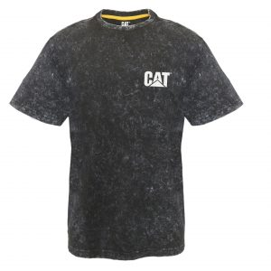 1510359 CAT S/S Tee In Acid Wash