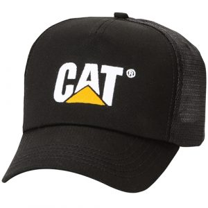 2128307 CAT Design Mark Mesh Hat