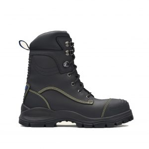 BLUNDSTONE 995 UNISEX LACE UP SERIES SAFETY BOOTS - BLACK