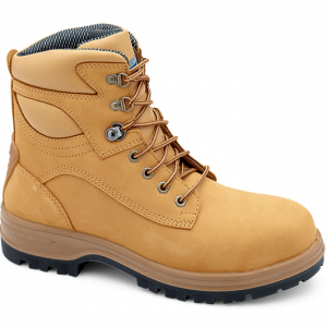 Blundstone 144 Lace Safety Boots Wheat