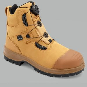 BLUNDSTONE 147 Boa Safety Boot Wheat