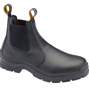 Blundstone 310 Black Slip On Safety Boots