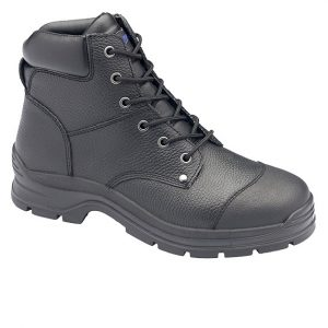 Blundstone 313 Lace Safety Boots Black